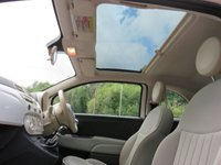 2013 FIAT 500 1.2 LOUNGE 3d 69 BHP £5222.00