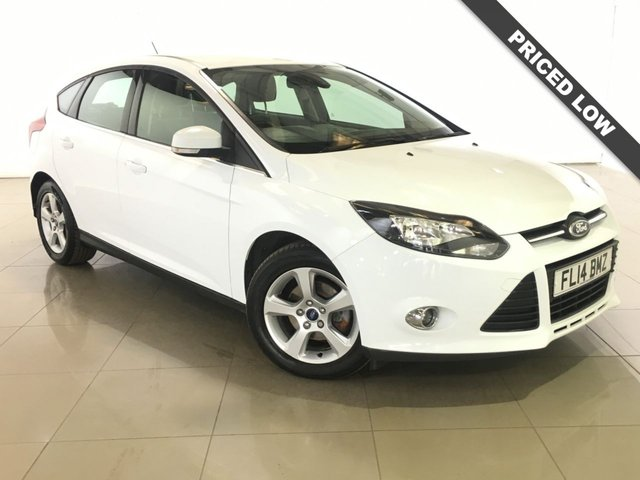 View our 2014 14 FORD FOCUS 1.6 ZETEC NAVIGATOR TDCI 5d 113 BHP