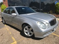 2005 MERCEDES-BENZ E CLASS 3.2 E320 CDI AVANTGARDE 4d AUTO 204 BHP £3495.00