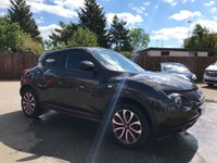 2013 NISSAN JUKE 1.5 ACENTA PREMIUM DCI 5d 110 BHP WITH REVERSE CAMERA AND SAT NAV £6750.00
