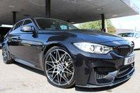 2015 BMW M3 3.0 M3 4d AUTO 426 BHP £35990.00