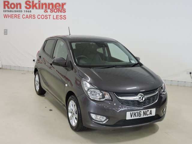View our 2016 16 VAUXHALL VIVA 1.0 SL 5d 74 BHP