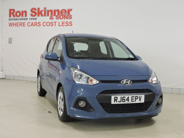 View our 2015 64 HYUNDAI I10 1.2 SE 5d 86 BHP