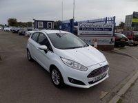 2015 FORD FIESTA 1.6 ZETEC 5d AUTO 104 BHP £7995.00