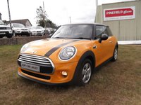 USED 2014 14 MINI HATCH COOPER 1.5 COOPER D 3d 114 BHP 1 PREVIOUS OWNER, FSH, TLC PLAN