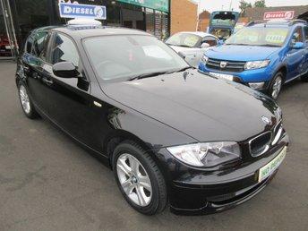 2010 BMW 1 SERIES 2.0 118D SE 5d 141 BHP £6600.00