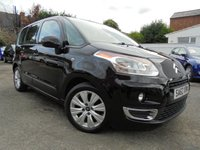 USED 2012 62 CITROEN C3 PICASSO 1.6 PICASSO VTR PLUS HDI 5d 91 BHP ***CRUISE CONTROL***
