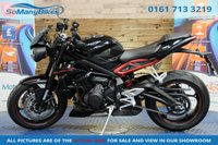 USED 2018 67 TRIUMPH STREET TRIPLE 765 R -  1 Owner Low miles