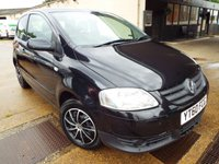 USED 2010 60 VOLKSWAGEN FOX 1.2 6V 3d 55 BHP