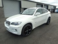 2014 BMW X6 3.0 XDRIVE40D 4d AUTO 302 BHP SAT NAV LEATHER SUNROOF £22491.00