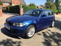 2011 BMW 1 SERIES 2.0 118D M SPORT 5d  £5995.00