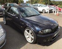 2003 BMW M3 3.2 M3 SMG 2d 338 BHP £9290.00