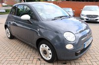 USED 2014 64 FIAT 500 1.2 COLOUR THERAPY 3d 69 BHP Full History, Just serviced, One Years MOT