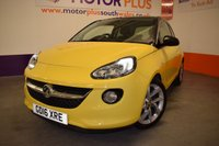 USED 2016 16 VAUXHALL ADAM 1.4 SLAM 3d 98 BHP