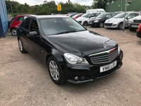 USED 2011 61 MERCEDES-BENZ C CLASS 2.1 C200 CDI BLUEEFFICIENCY SE EDITION 125 4d AUTO 136 BHP FREE 12 MONTH AA ROADSIDE RECOVERY INCLUDED
