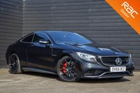 USED 2016 66 MERCEDES-BENZ S CLASS 5.5 AMG S 63 2d AUTO 577 BHP £0 DEPOSIT BUY NOW PAY LATER - FULL MERCEDES S/H