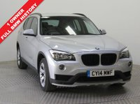 USED 2014 14 BMW X1 2.0 XDRIVE20D SE 5d AUTO 181 BHP ***1 Owner, Full BMW History, MOT until 21st May 2019, 2.0 Litre AUTO, X drive (All Wheel Drive). SAT NAV, Privacy Glass, Bluetooth, Air Conditioning, Leather Multi Functional Steering Wheel, Alloys. Free RAC Warranty and Free RAC Breakdown Cover. Nationwide Delivery Available. Finance Available at 9.9% APR Representative.***