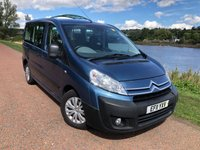 2011 CITROEN DISPATCH 2.0 COMBI SX L1H1 HDI 5d 118 BHP £4990.00