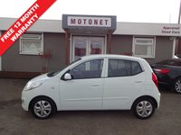 USED 2013 13 HYUNDAI I10 1.2 ACTIVE 5DR HATCHBACK 85 BHP+++£20 ROAD TAX+++ ++++OCTOBER SALE NOW ON+++