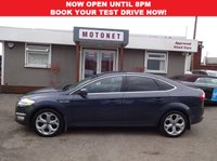 USED 2011 61 FORD MONDEO 2.0 TITANIUM X TDCI 5DR DIESEL 161 BHP ++++SUMMER SALE NOW ON+++