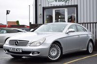 USED 2005 55 MERCEDES-BENZ CLS CLASS 3.0 CLS320 CDI 4d AUTO 222 BHP Full Mercedes Service History 8 Stamps