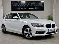 2015 BMW 1 SERIES 2.0 118D SE 5d 147 BHP £11680.00