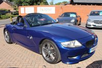 2006 BMW Z4 3.2 Z4 M ROADSTER 2d 338 BHP £12495.00