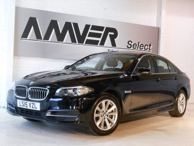 2015 15 BMW 5 SERIES 2.0 520D SE 4d AUTO 188 BHP