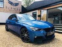 2015 BMW 3 SERIES 3.0 335D XDRIVE M SPORT 4d AUTO 309 BHP £22990.00