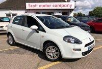 2012 FIAT PUNTO 1.2 Easy 5 door £4499.00