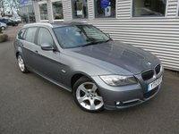 2012 BMW 3 SERIES 2.0 320D EXCLUSIVE EDITION TOURING 5d 181 BHP £9480.00