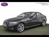 USED 2011 61 BMW 3 SERIES 2.0 320D EXCLUSIVE EDITION 4d 181 BHP