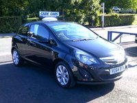 USED 2014 64 VAUXHALL CORSA 1.0 EXCITE AC ECOFLEX 3d 64 BHP CADE CARS LTD. Established for over 25 years.