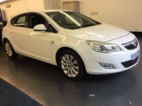 USED 2012 12 VAUXHALL ASTRA 1.6 SE 5d 113 BHP GREAT SPEC, FULL SERVICE HISTORY,