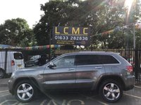 2011 JEEP GRAND CHEROKEE 3.0 V6 CRD LIMITED 5d AUTO 237 BHP