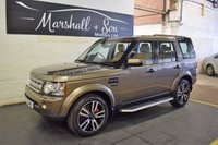 2010 LAND ROVER DISCOVERY 4 3.0 4 TDV6 HSE 5d AUTO 245 BHP £15699.00