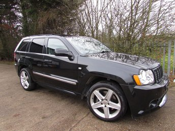 View our JEEP GRAND CHEROKEE SRT8