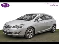 2012 VAUXHALL ASTRA 2.0 SRI CDTI 5d AUTO 162 BHP £6495.00
