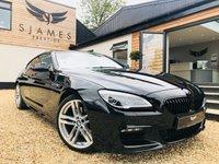 2015 BMW 6 SERIES 3.0 640I M SPORT GRAN COUPE 4d 316 BHP £27990.00