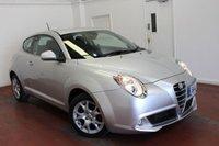 2010 ALFA ROMEO MITO 1.4 LUSSO TB 3d 120 BHP £3695.00