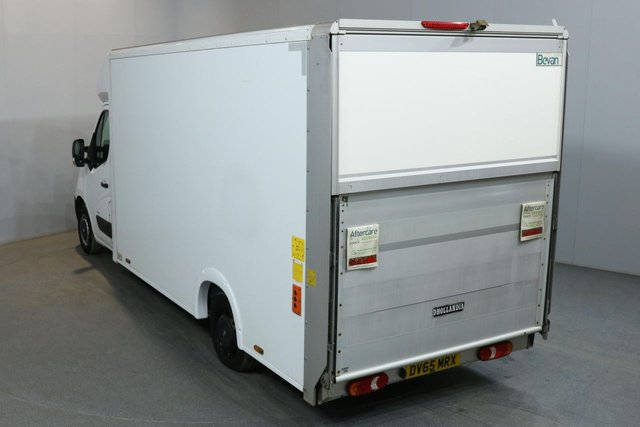 2015 65 VAUXHALL MOVANO 2.3 F3500 L3H1 CDTI 123 BHB LOW LOADER REAR HYDRAULIC LIFT FITTER HYDRAULIC TAIL LIFT