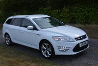 "USED 2013 13 FORD MONDEO 2.0 TITANIUM TDCI 5d 138 BHP 1 FORMER 18"" ALLOYS CRUISE DAB RADIO BLUETOOTH AC"