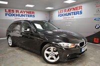 2013 BMW 3 SERIES 2.0 320D SE TOURING 5d AUTO 181 BHP £12999.00