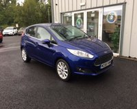 USED 2015 65 FORD FIESTA 1.0 TITANIUM ECOBOOST (100PS) THIS VEHICLE IS AT SITE 1 - TO VIEW CALL US ON 01903 892224