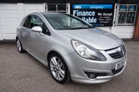 2009 VAUXHALL CORSA 1.4 SXI 16V 3d 90 BHP FULL BODY KIT-6 SERVICE STAMPS £3490.00