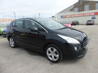 USED 2011 61 PEUGEOT 3008 1.6 SPORT E-HDI FAP 5d AUTO 112 BHP AUTO * DIESEL * GOT BAD CREDIT * WE CAN HELP *