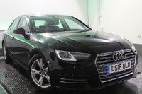 2016 AUDI A4 2.0 TDI ULTRA SPORT 4d 148 BHP £16000.00