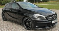 2015 MERCEDES-BENZ A CLASS 2.1 A220 CDI AMG NIGHT EDITION 5d AUTO 168 BHP £16895.00