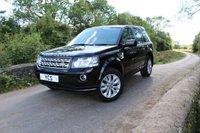 2013 LAND ROVER FREELANDER 2.2 SD4 HSE 5d AUTO 190 BHP £18000.00