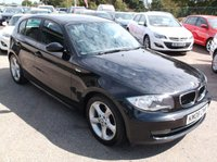 2008 BMW 1 SERIES 2.0 118D EDITION ES 5d 141 BHP £4000.00